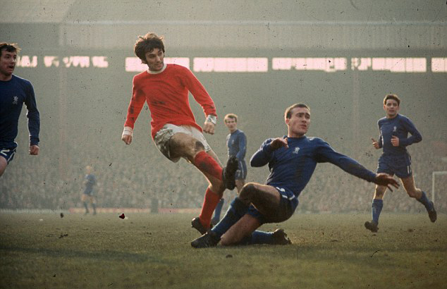 Ron Harris George Best