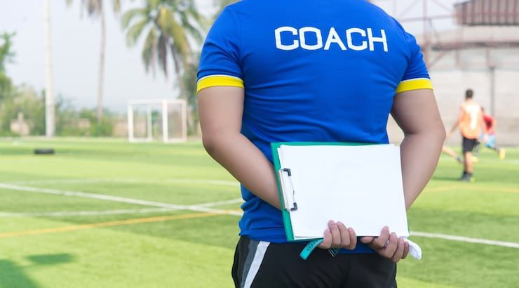 Youth-soccer-coach-on-the-field
