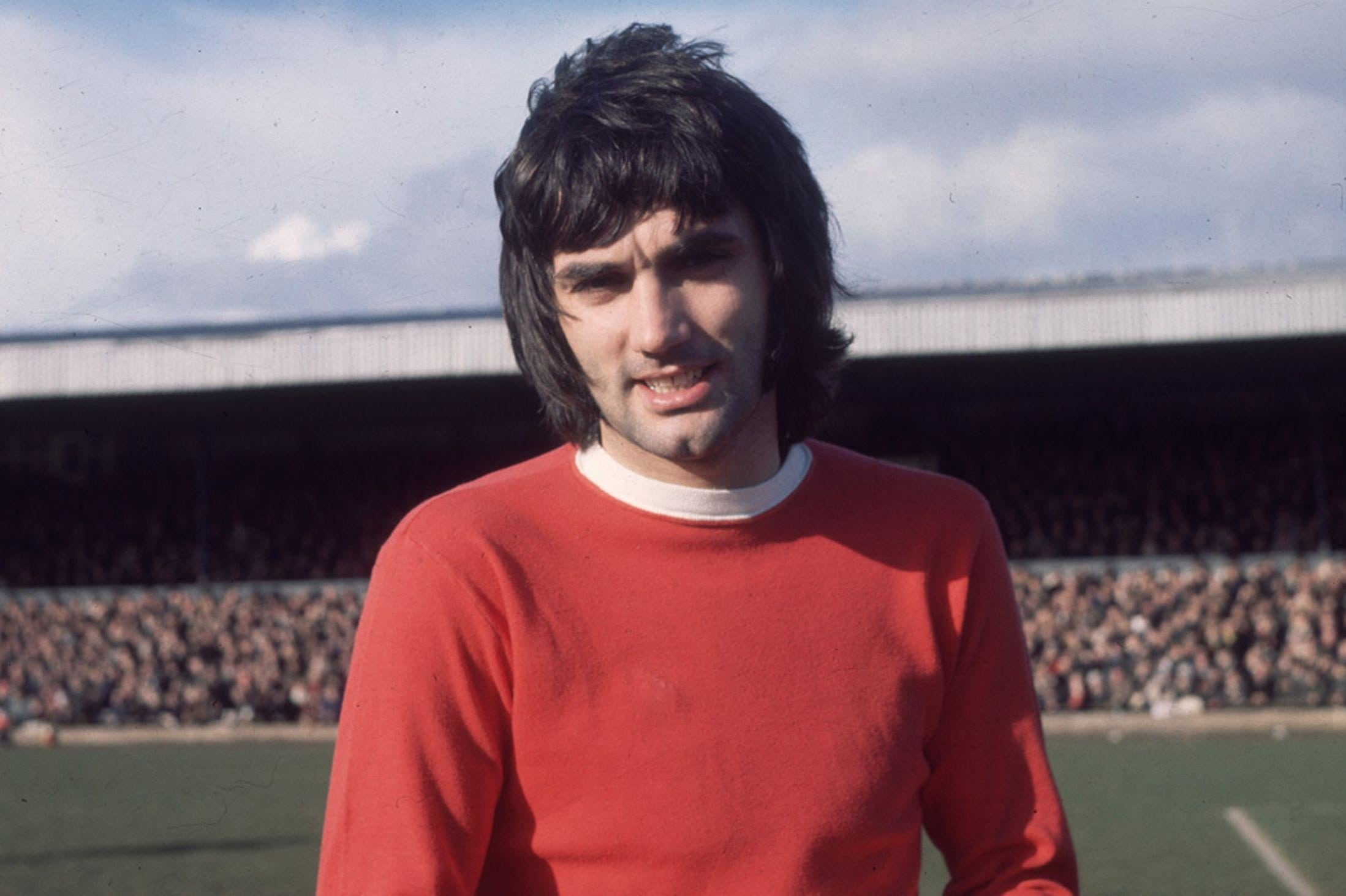 George Best; źródło: pinterest.com