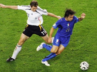 Semi-final Germany v Italy – World Cup 2006